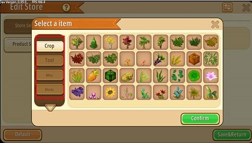 Chức năng tạo cửa hàng NPC sẽ giúp người chơi thỏa ước muốn được tương tác với người chơi khác qua hoạt động buôn bán trong game