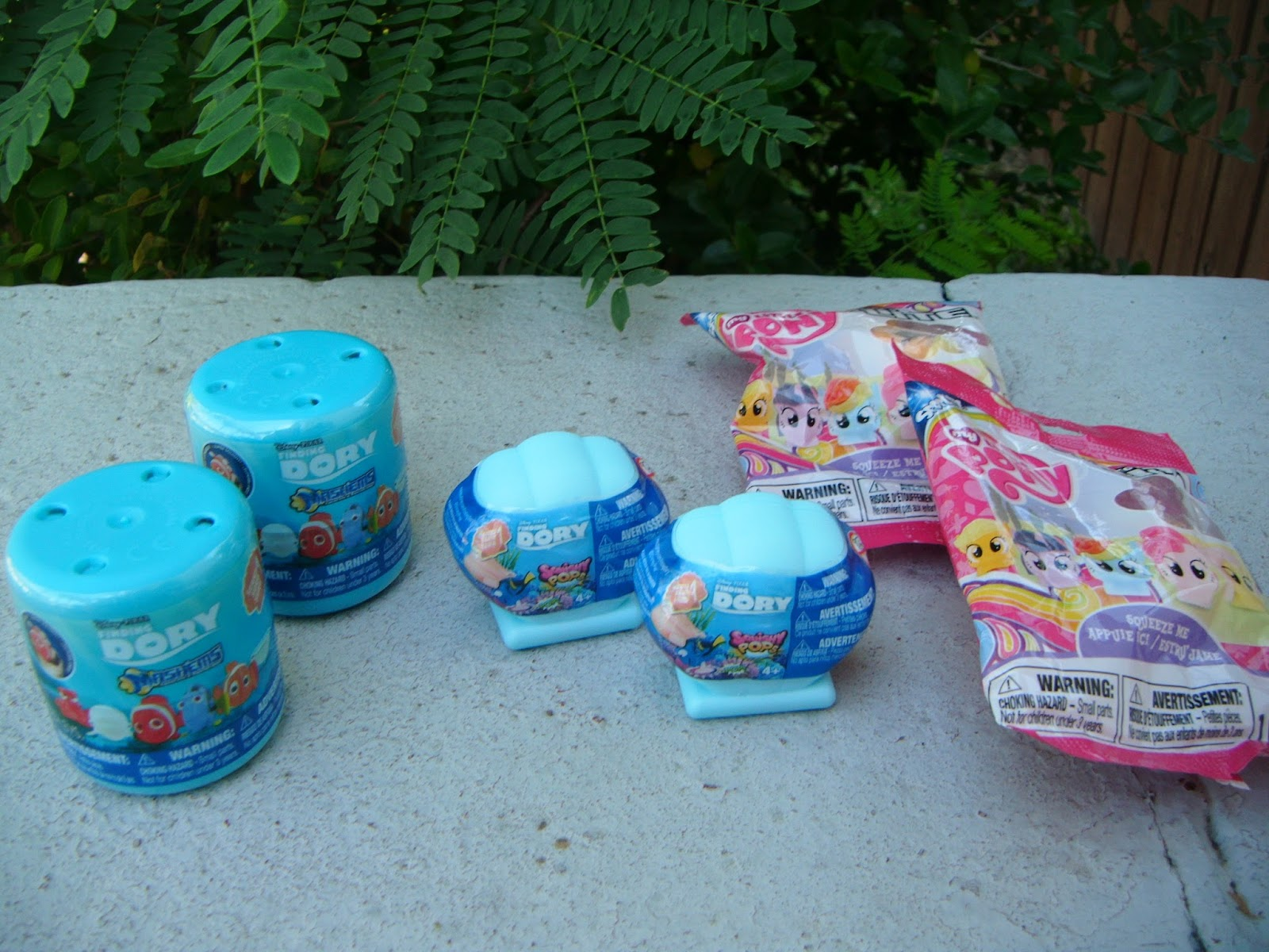 Case Of Squishy Pops : The ABCD Diaries: Squishy Summer Fun With Collectible Finding Dory Mash  ems and More!