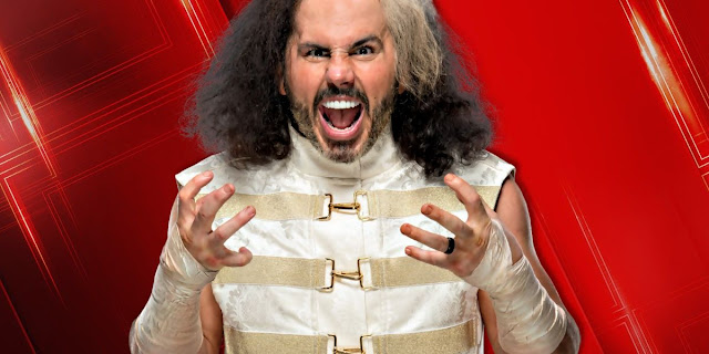 Matt Hardy Testing Out New Gimmick On Social Media?