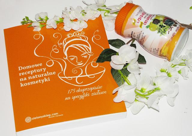 Zielony Sklep - Chyawanprash oraz książka o naturalnych kosmetykach autorstwa Stephanie Tourles