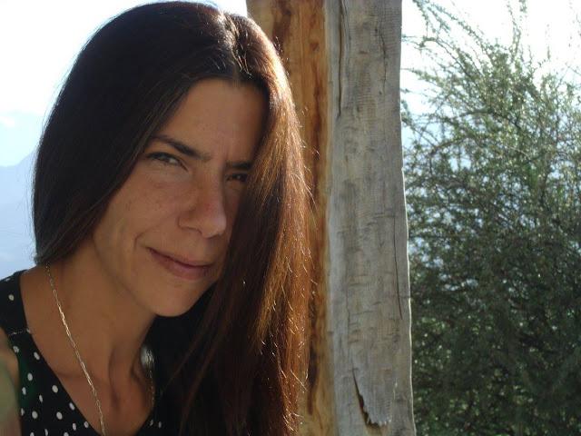 Poeta argentina