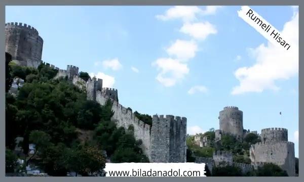 السياحة في اسطنبول أجمل 10 أماكن السياحية في اسطنبول قلعة روملي حصار