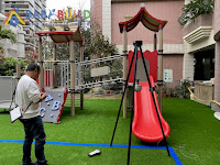 SGS 兒童遊戲場現場檢驗
