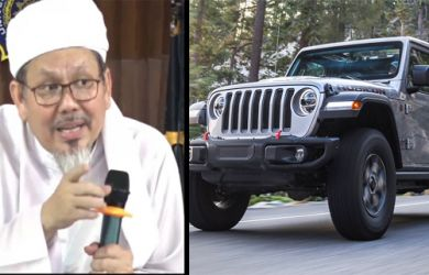 UAS Tanya Hadiah Mobil Mewah Rubicon Tengku Zulkarnain, Ternyata…