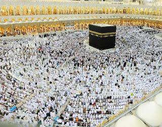 Kapasitas Masjidil Haram Ditingkatkan Terus Hingga 2030