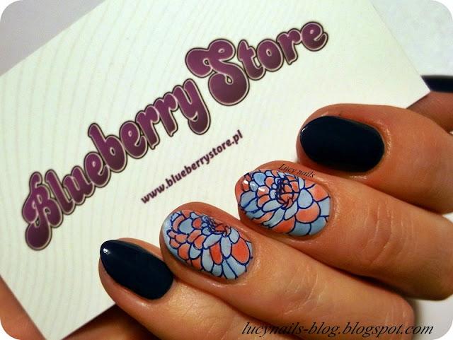 Płytka Blueberry 04