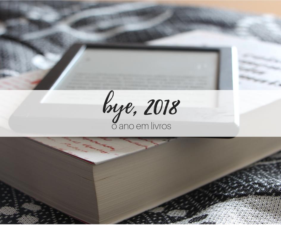 2018 em livros