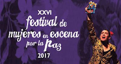 Festival Mujeres en Escena por la Paz