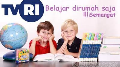 TVRI Fasilitasi Program Belajar Dari Rumah Oleh Kemendikbud