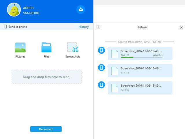 Aplikasi Shareit : Cara Mudah dan Cepat Mengirim File Dari Android ke PC