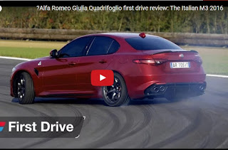 Video: Alfa Romeo Giulietta QV preparing to provoke terror in the heart of the BMW M3