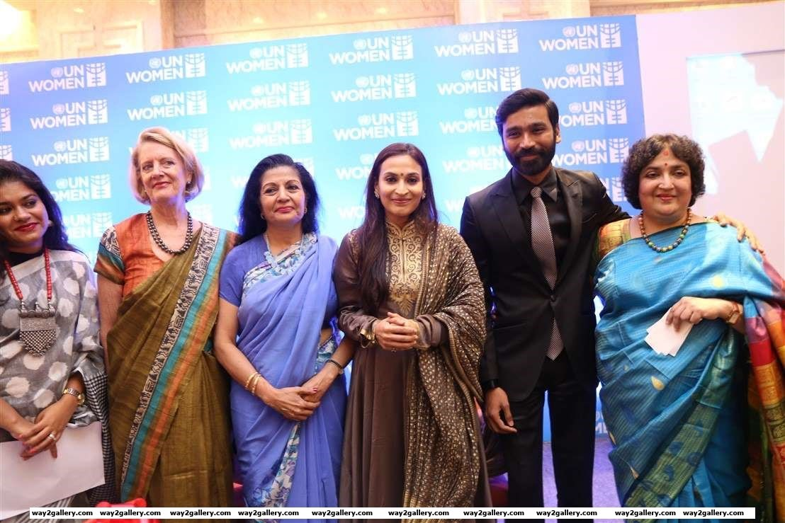 Aishwaryaa Dhanush was appointed UN Womens advocate for Gender Equality