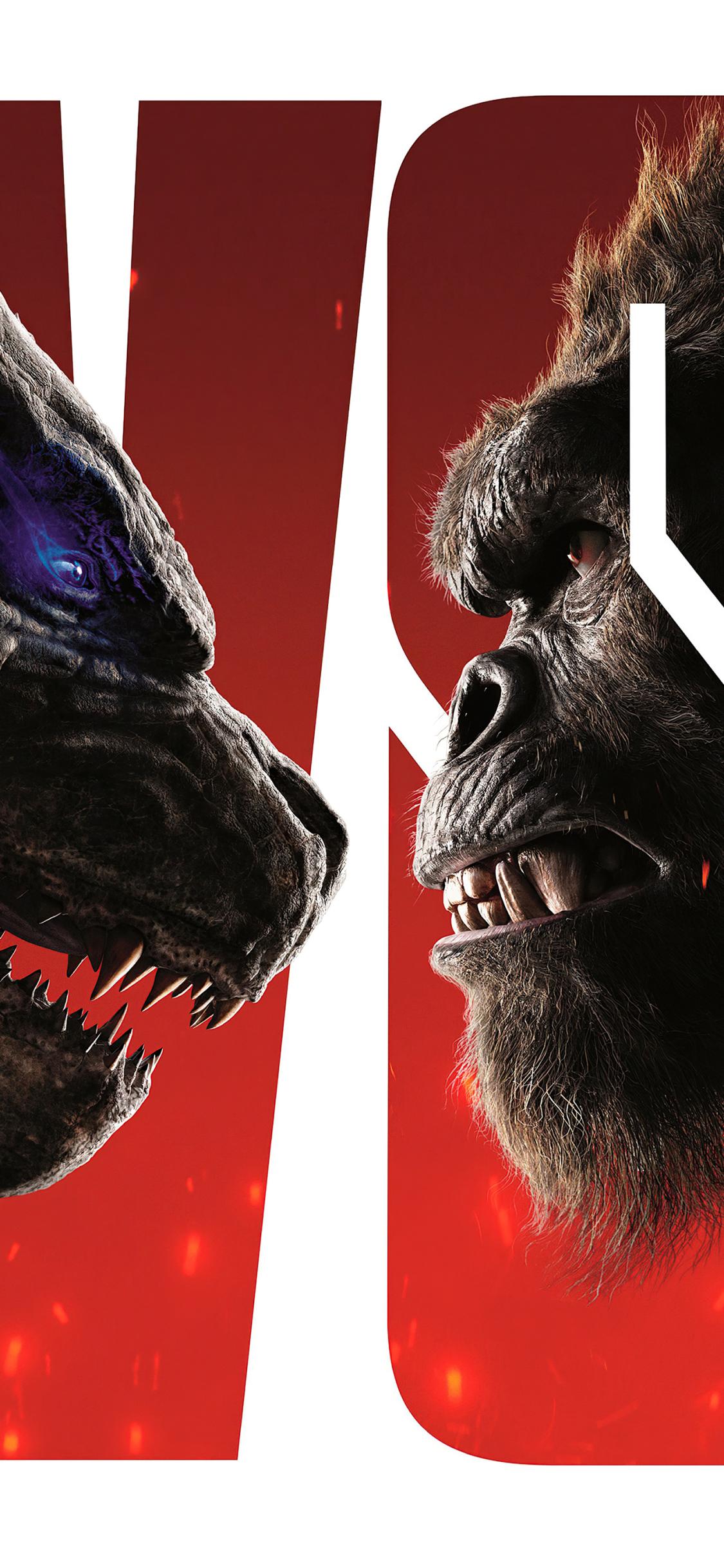 Godzilla Vs Kong mobile wallpaper new