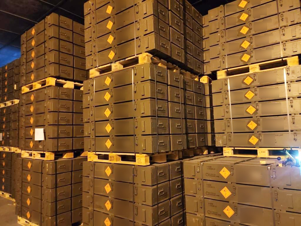 Для ЗСУ закуплено якісні боєприпаси, – Укрспецекспорт