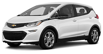 2017 Chevrolet Bolt EV by Chevrolet