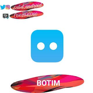 تطبيق بوتيم BOTIM بديل WhatsApp في سوريا وبنفس ميزات وقوائم الواتس اب.. حجم صغير..  سرعة عالية..  توفير بيانات المحمول وبدونvpn