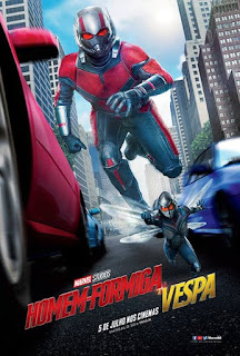 Baixar Homem-Formiga e a Vespa Torrent Dublado - BluRay 720p/1080p