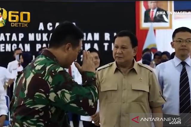 Prabowo Diminta Buktikan Pembatalan Mark Up 1.000 Persen Proyek Kemenhan