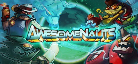 Awesomenauts v3.4.2 Incl All DLC