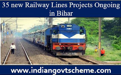 Railway Lines Projects