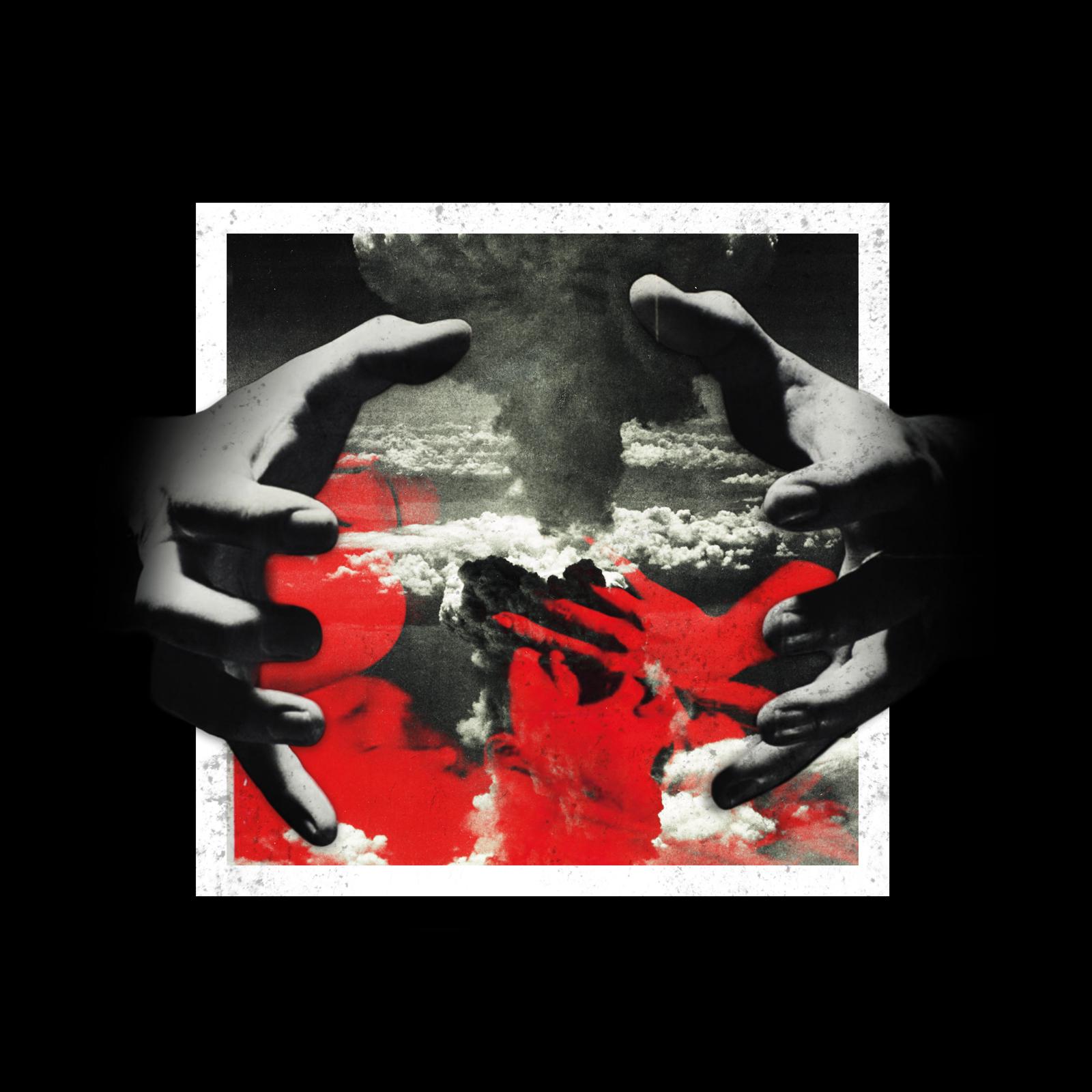 album cover Wolves in Haze