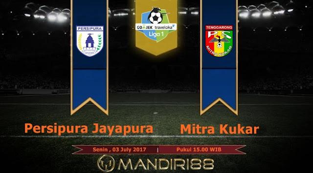 Prediksi Bola : Persipura Jayapura Vs Mitra Kukar , Senin 03 July 2017 Pukul 15.00 WIB
