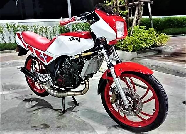 Mekanik Kongsi Kisah Seram 'Disergah' Rider RXZ Merah