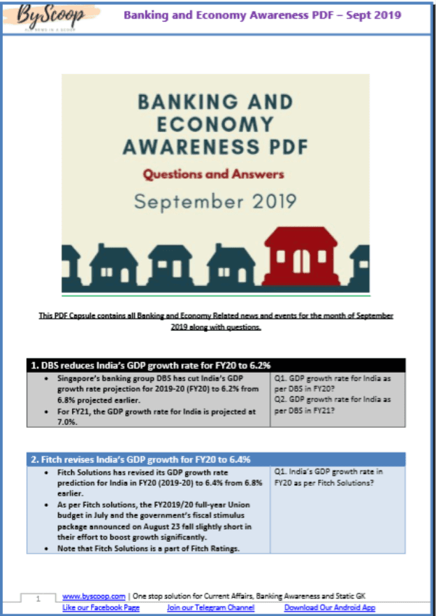 Banking-and-Economy-Awareness-September-2019-PDF-Book