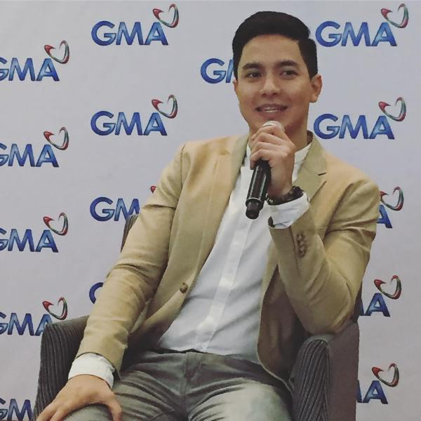 Alden Richards still a kapuso
