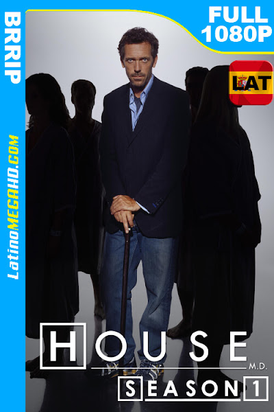 House, M.D. (Serie de TV) Temporada 1 (2004) Latino HD FULL 1080P ()