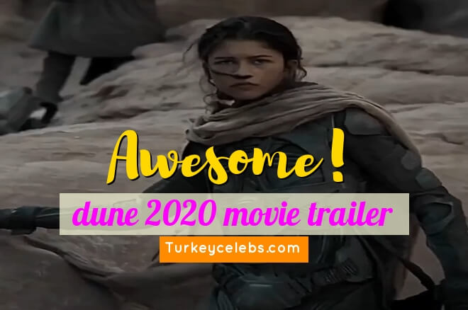 Dune 2020 movie official trailer beyond fear