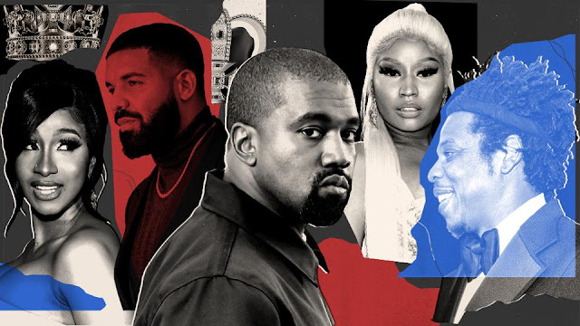 Full List: The World's 20 Top-Earning Hip-Hop Stars