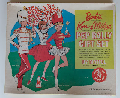 Barbie of the Month: Pep Rally Gift Set