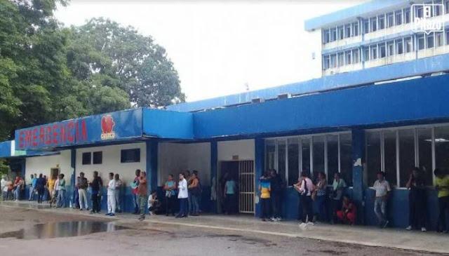Familiares padecen falta de insumos médicos en hospital de Guárico