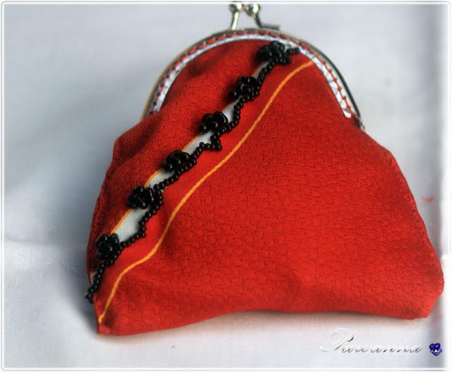 hand made purse, how to make tie, recycle tie, ręcznie szyta portmonetka, pugilares, recykling krawata