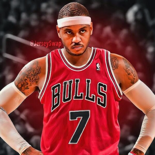 Why The Bulls Need Carmelo Anthony