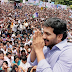 AP Masses Give YS Jagan An Emotional Welcome As He Resumes Padayatra