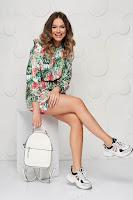 Rochie confortabila si trendy, perfecta pentru un look modern