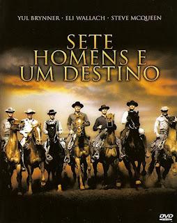 Sete Homens e Um Destino - DVDRip Dublado
