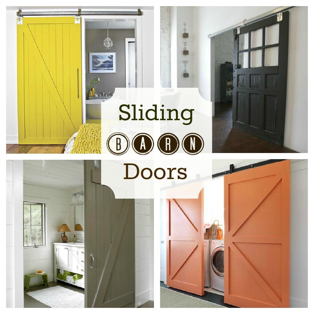 Sliding Barn Doors For Homes: February's Crush Of The Month: Sliding Barn Doors