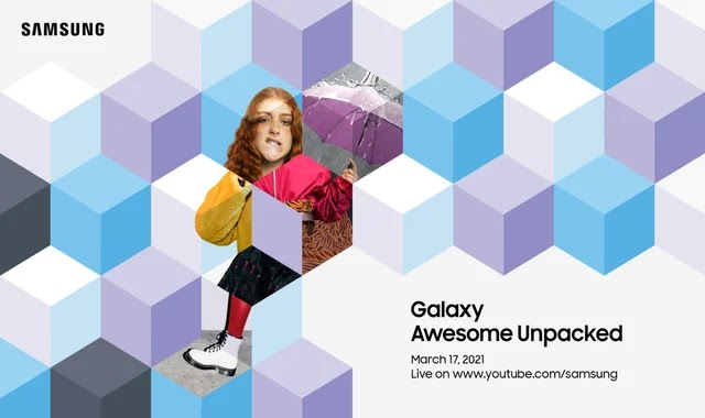 Samsung is hosting another Unpacked event on March 17th