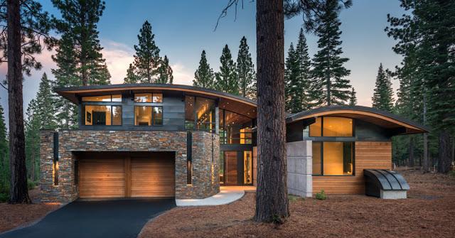 Contoh Bentuk Atap Rumah Minimalis Modern