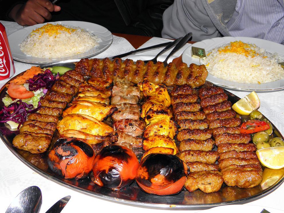 Persian Restaurant In Woodland Hills Ca Sh