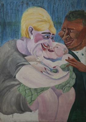 Alegria Alegria (1976), Marcia Schvartz