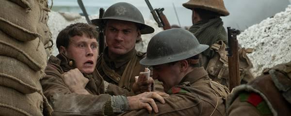 Review Film 1917 (2020), Kisah Emosional Perang Dunia I