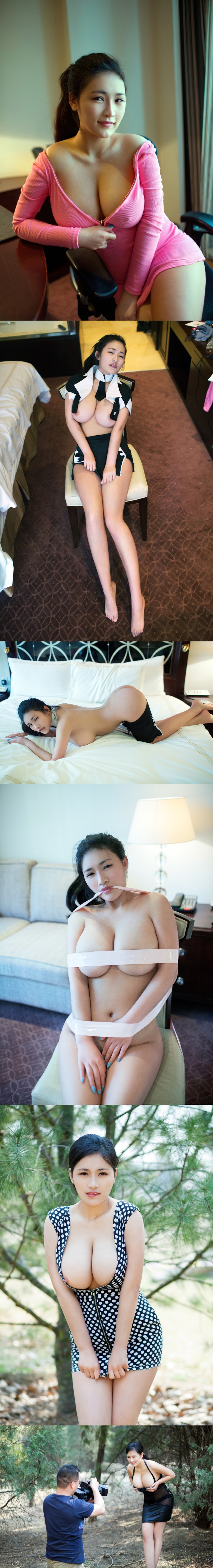 TuiGirl 57 连欣
