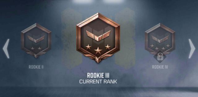 Daftar Urutan Rank Terlengkap Garena Call Of Duty Mobile