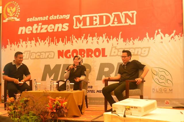 Blogger Medan Mpr-ri