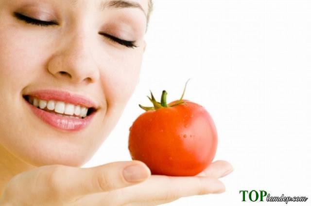 3 mặt nạ cà chua làm trắng da, chống nắng và trị mụn cực hay