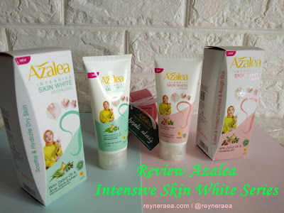 Review Azalea Intensive Skin White Series